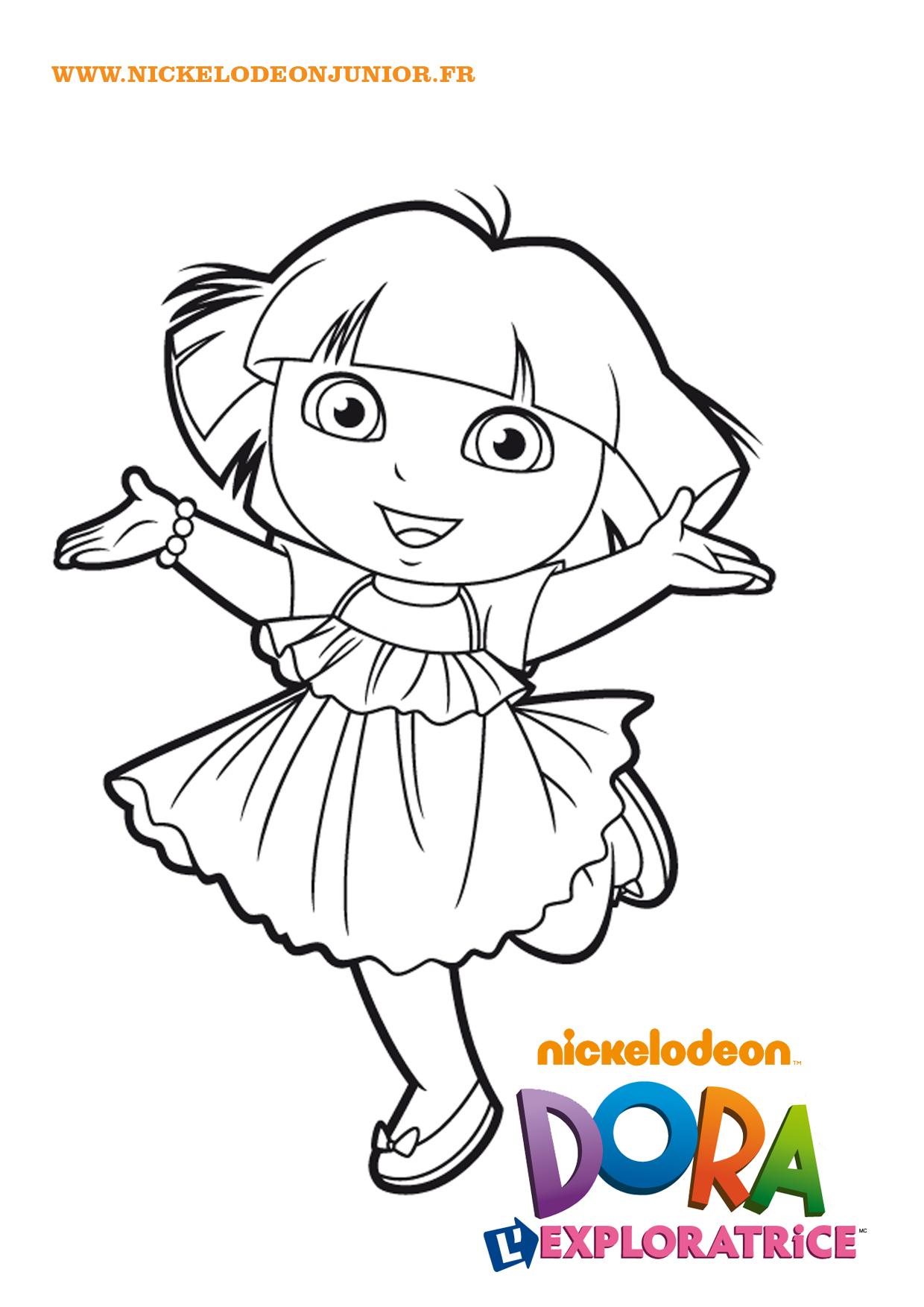 Coloriage Dessin Anime De Quoi S Agit Il